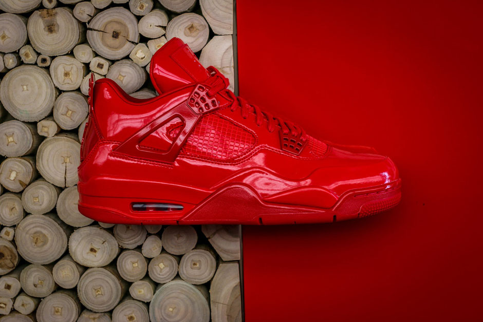 Air Jordan 11Lab4 Color  University Red University Red Style Code   719864-600. Release Date  July 11th 0afe84701