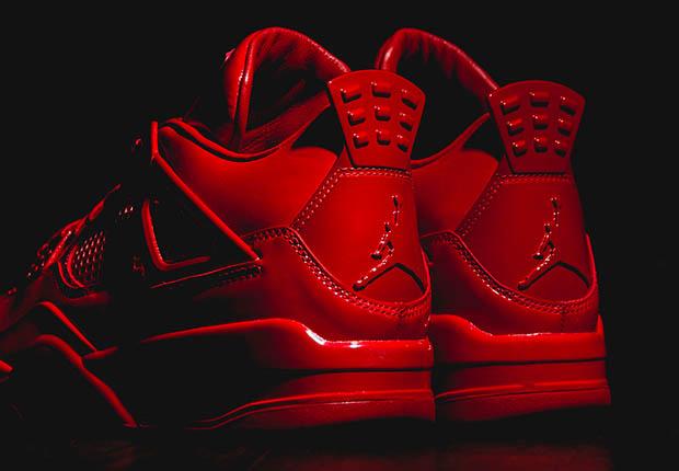 "reputable site 266c4 ca70a Air Jordan 11Lab4 ""University Red"" – Release Reminder"