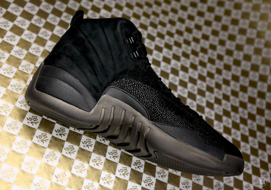 A Detailed Look At Drake s Air Jordan 12