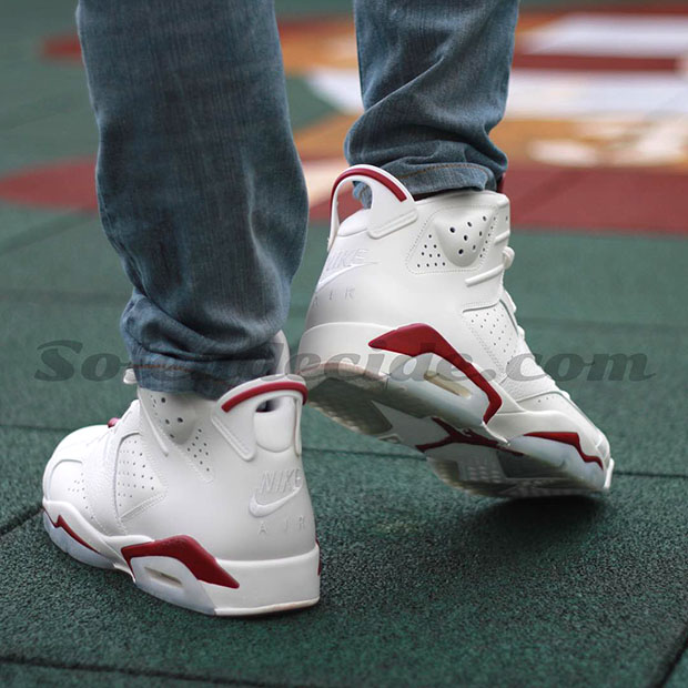 new product 26151 d7b16 Air Jordan 6