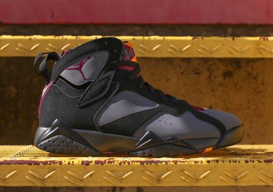 Jordan Brand Honors One Of The Most Unusual OG Air Jordan Colorways In History