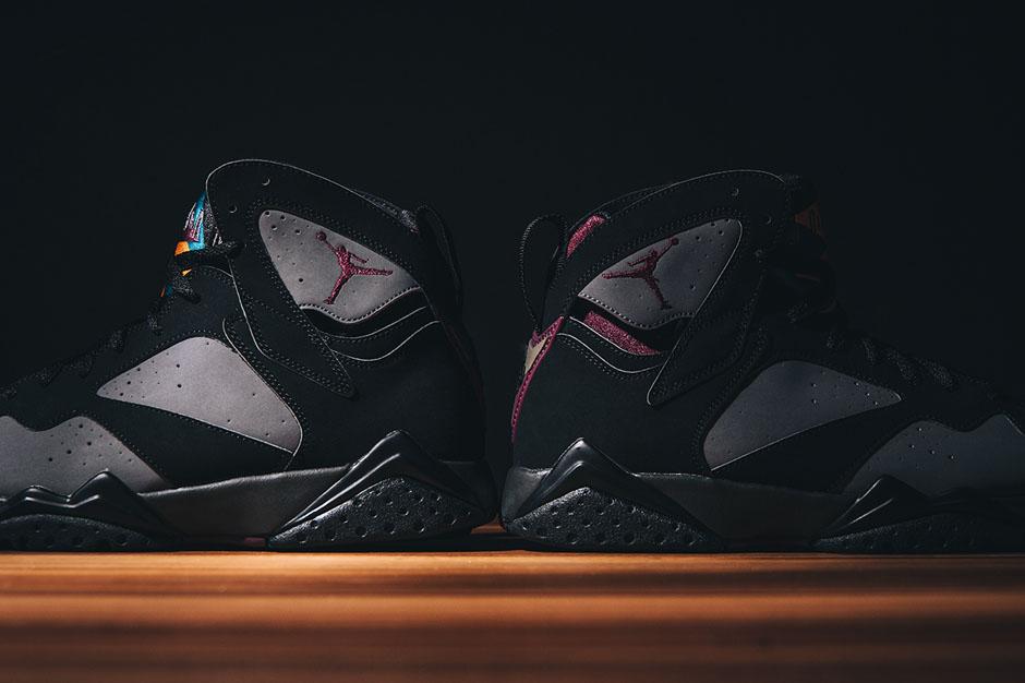 """on sale c2b7b 47b5a Air Jordan 7 """"Bordeaux"""" – Release Reminder"""