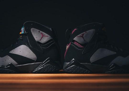 "Air Jordan 7 ""Bordeaux"" – Release Reminder"