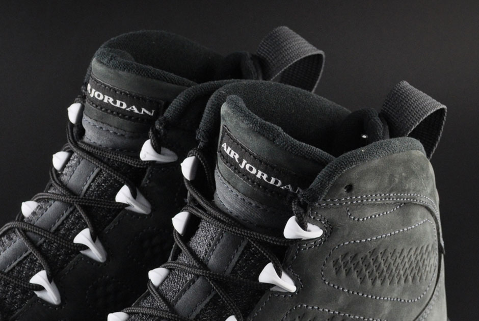 the best attitude 33e28 9b582 Air Jordan 9 Anthracite Release Date   SneakerNews.com