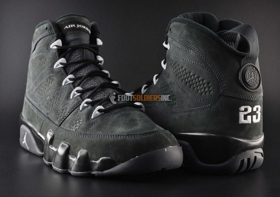 Nike Air Jordan 9 Prix Anthracite