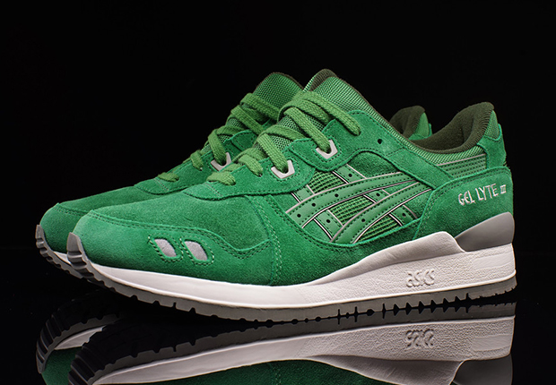 4da200e50c Tonal Suede Options Hit The ASICS Tiger Gel Lyte III - SneakerNews.com
