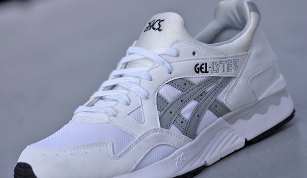 ASICS Tiger Takes It Back To Basics With This Simple Gel