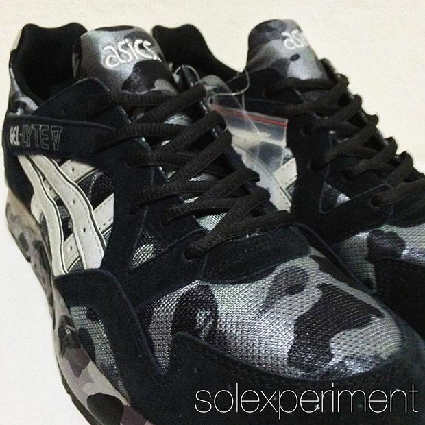 new arrival 4625a 9ff35 BAPE x Asics Gel Lyte V - SneakerNews.com