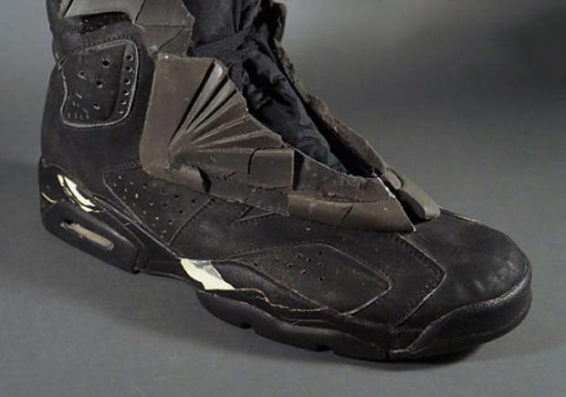 The Air Jordan 6 Made For Batman Is Back Up For Auction