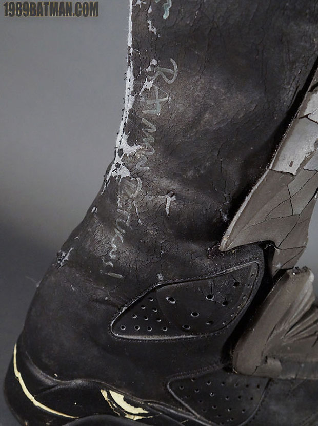 The Air Jordan 6 Made For Batman Is Back Up For Auction ... 3f2fb9a0c