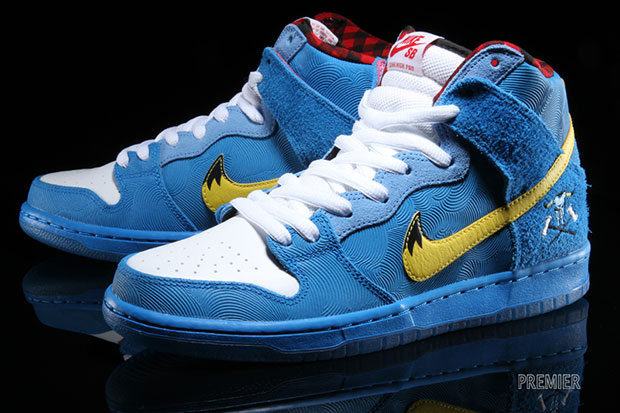 new style fd52d d2003 Familia x Nike SB Dunk High Color  Photo Blue Tour Yellow-White-University  Blue Style Code  313171-471. Release Date  July 4th, 2015. Price   120