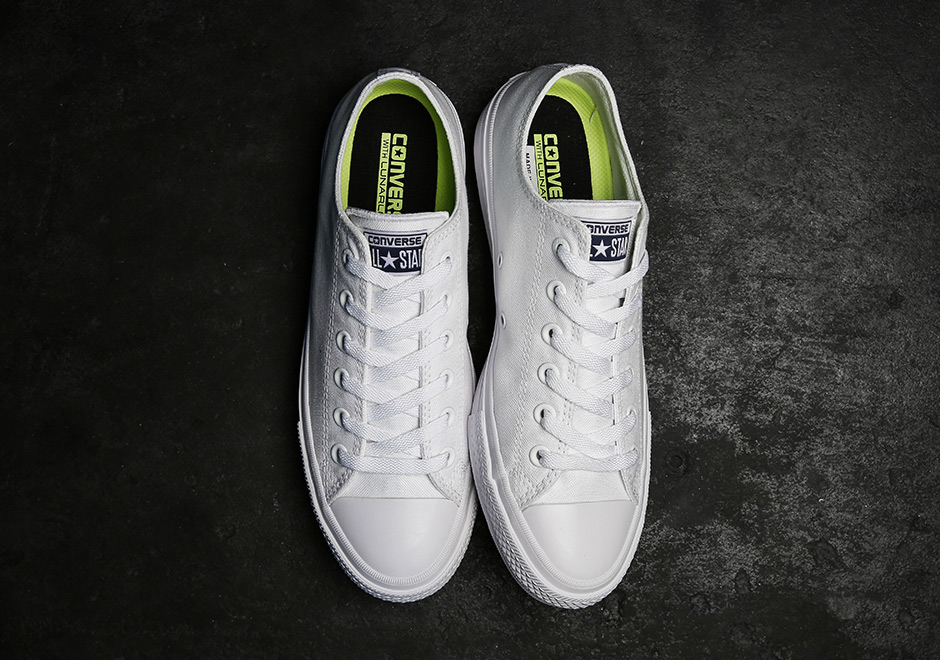 Converse 2 - The New Chuck Taylors