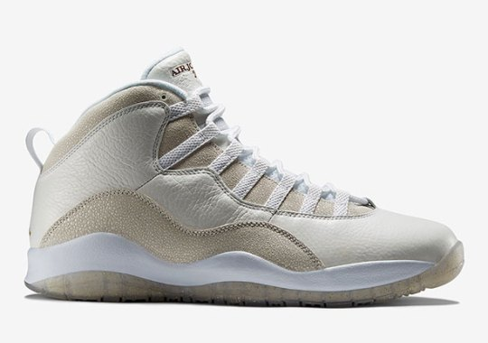 """UPDATED: New Release Date For Drake's Air Jordan 10 """"OVO"""""""