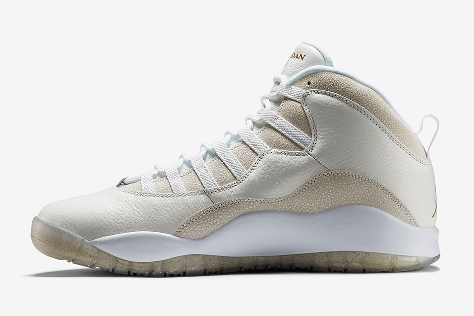 fbb68165e4d The Official Images Of Drake's Air Jordan 10