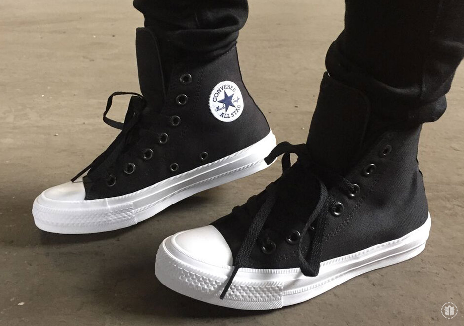 6295510b5f32 First Look At The Converse Chuck II
