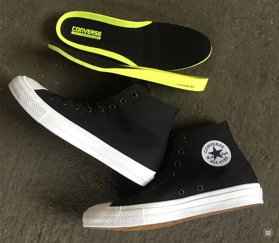 eac4a3754bc560 The Chuck Taylor II will release on July 28th. Check out more images below  and let us know what your first thoughts are in the comments.