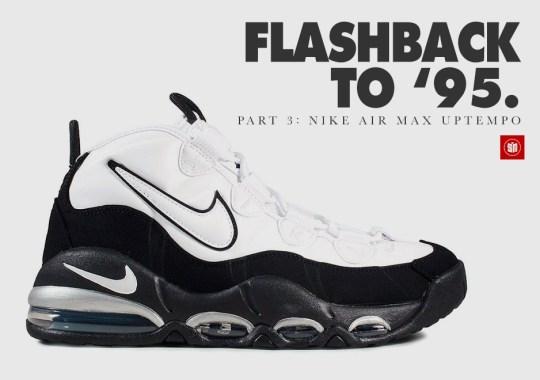 bc721eaad3e6ce Flashback to  95  The Nike Air Max Uptempo