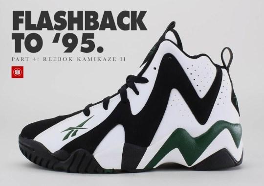90c30505a95e7a Flashback to  95  The Reebok Kamikaze II
