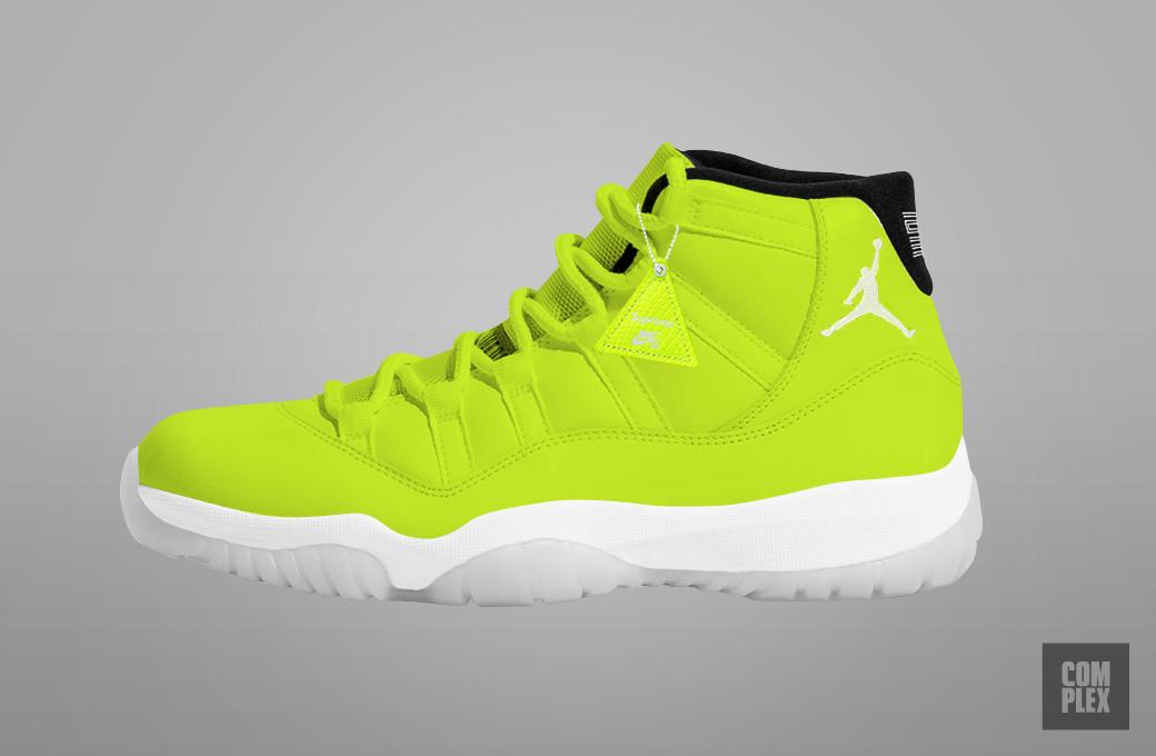 An Artist Photoshopped Some Supreme x Air Jordan Collaborations