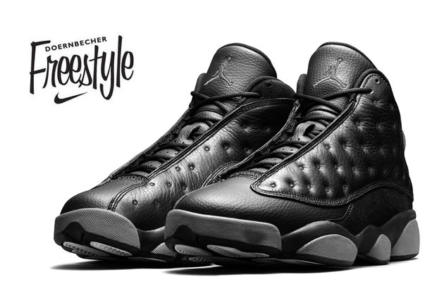d5ab61e8393da8 There are rumors floating around that the Air Jordan 13 is slated to be  this year s 2015 Doernbecher Jordan release. That makes a bit of sense  given that ...