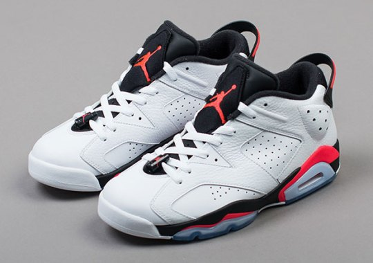 Infrared Is Back On The Air Jordan 6