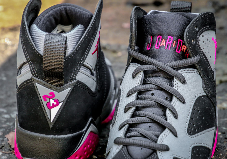 Air Jordan 7 Retrò Color Fucsia Gg ivQKiqWZ8