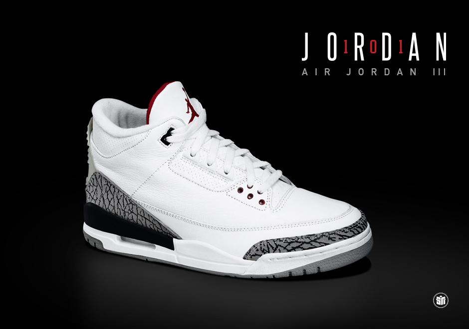 buy popular 735fb 8f0a6 Jordan 3 - Complete Guide And History   SneakerNews.com