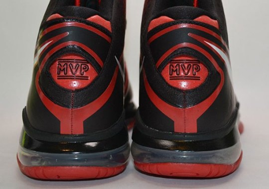 Remember When Nike Made LeBron James An MVP PE, But Derrick Rose Won The Award?