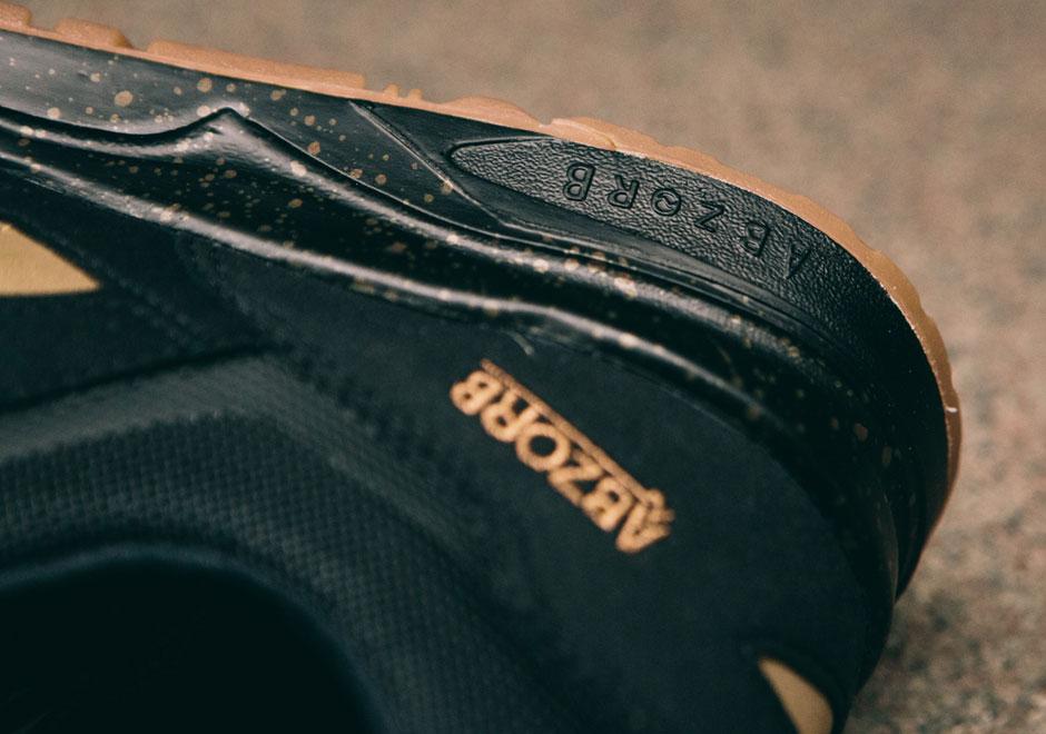 The New Balance 1600 in Black/Gum - SneakerNews.com
