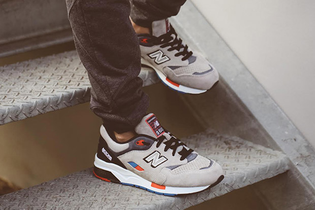 new balance 1600 women black