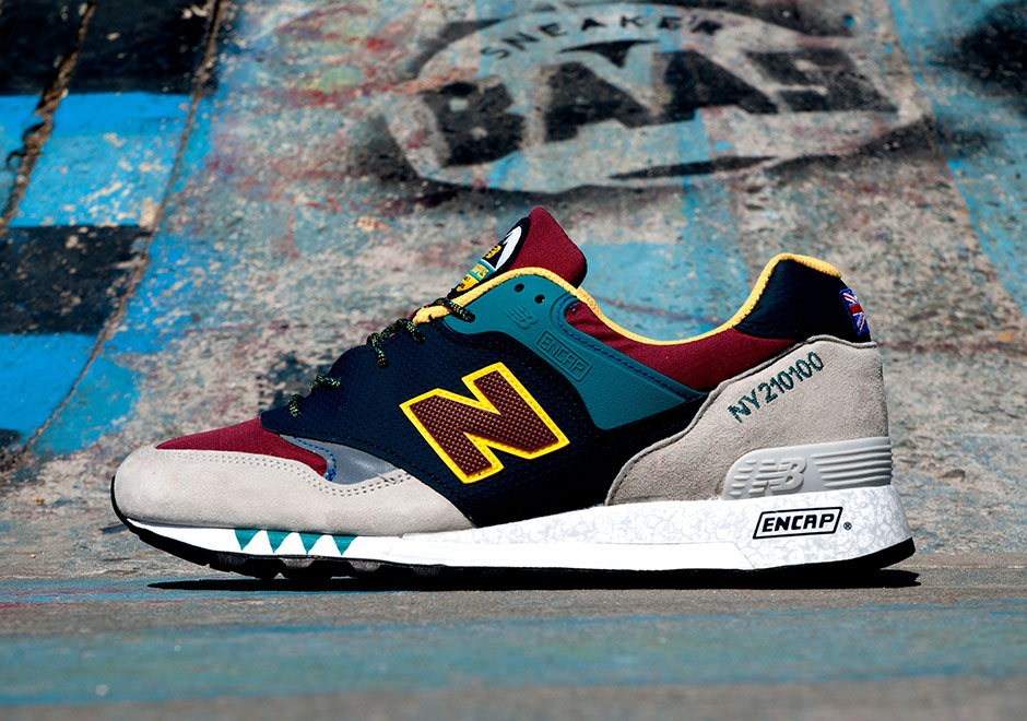 buy popular 171d8 a823e These will arrive at select New Balance retailers like Napes on July 27th,  so get a first detailed look below.