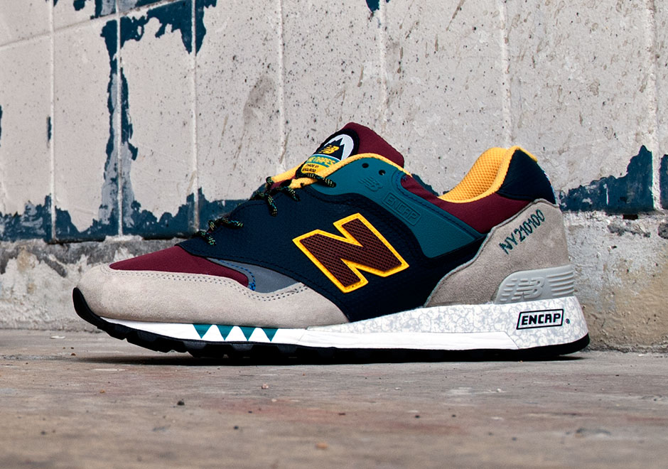 more photos 3e340 12175 The New Balance 577