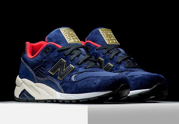 New Balance 580 Gold