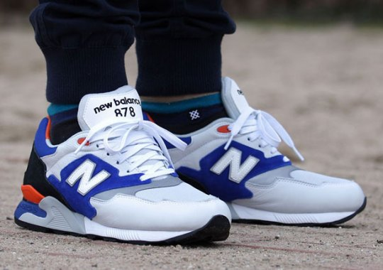 New Balance 878 In New York-Friendly Colorways