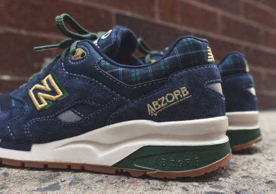 New Balance's Lumberjack Theme Is For Women Only