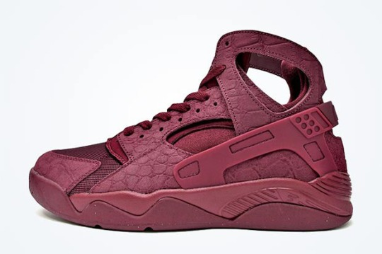 The Nike Air Flight Huarache Never Looked So Luxurious