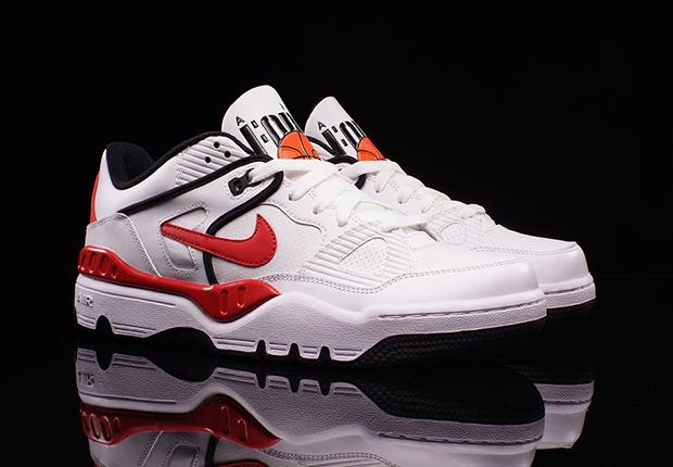 Blanc Nike Bas De La Force Aérienne 3