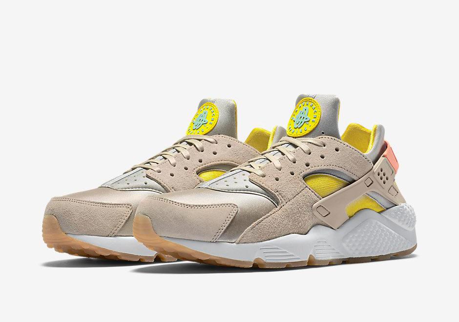 Nike Air Huarache Sunset Pack Shoes