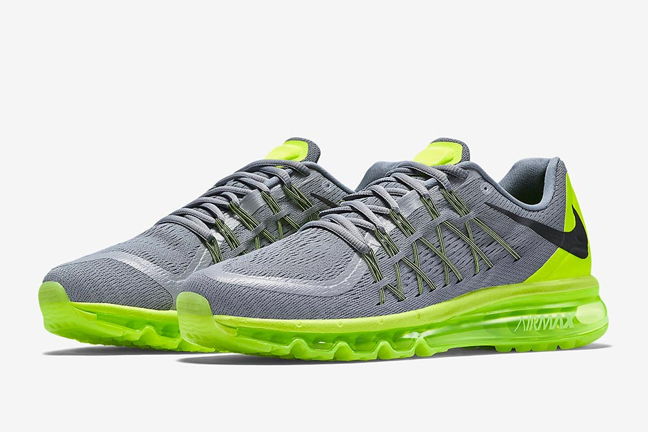 outlet store 4abfb 4883e The Nike Air Max 2015 Celebrates The Neon 95