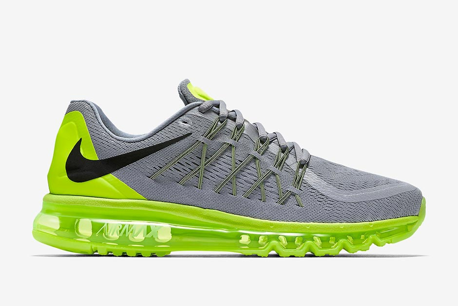 The Nike Air Max 2015 Celebrates The Neon 95 - SneakerNews.com 81b62cae3