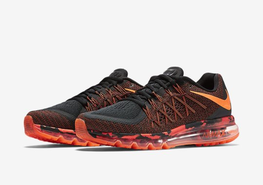 Premium Versions Of The Nike Air Max 2015 Are Releasing Soon