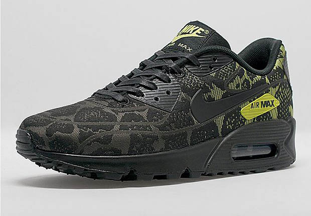 Nike Air Max 90 Jacquard Goes On The Wild Side