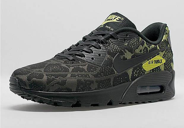 Nike Air Max 90 Jacquard Goes On The Wild Side - SneakerNews.com 2e85901fc9b6