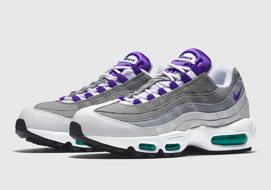 nike is bringing back another og air max 95 colorway. Black Bedroom Furniture Sets. Home Design Ideas