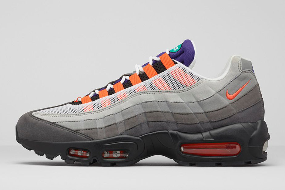 "best service bc8c5 746b4 Nike Air Max 95 ""Greedy"""