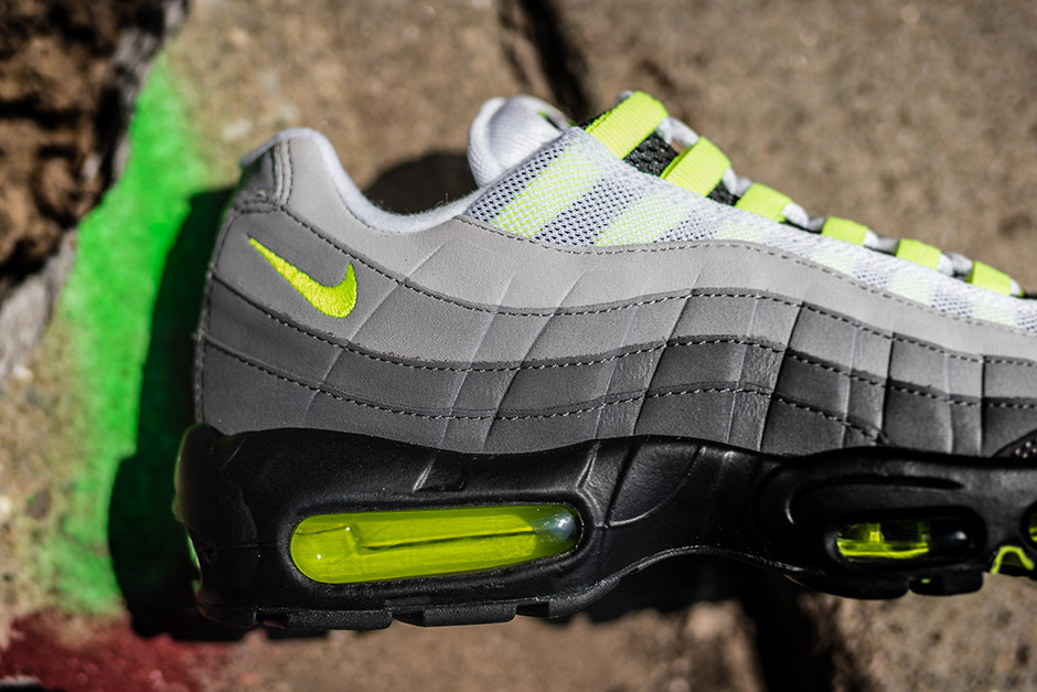 Nike Air Max 95 Neon Utgivelsesdato 2015 cP6KfvyQ