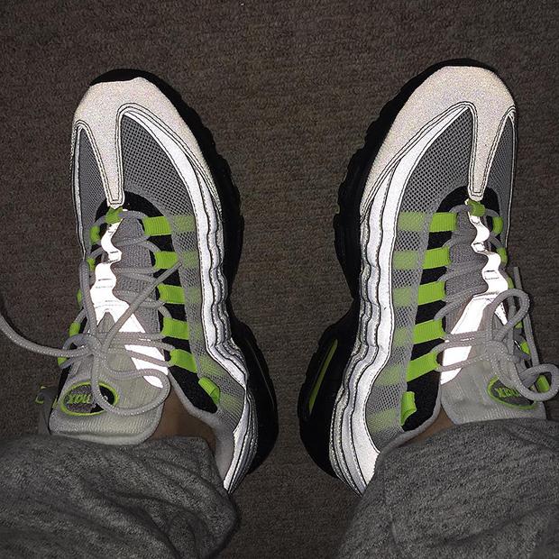 Air Max 95 Og 2015 Release Nike 554970 071 black