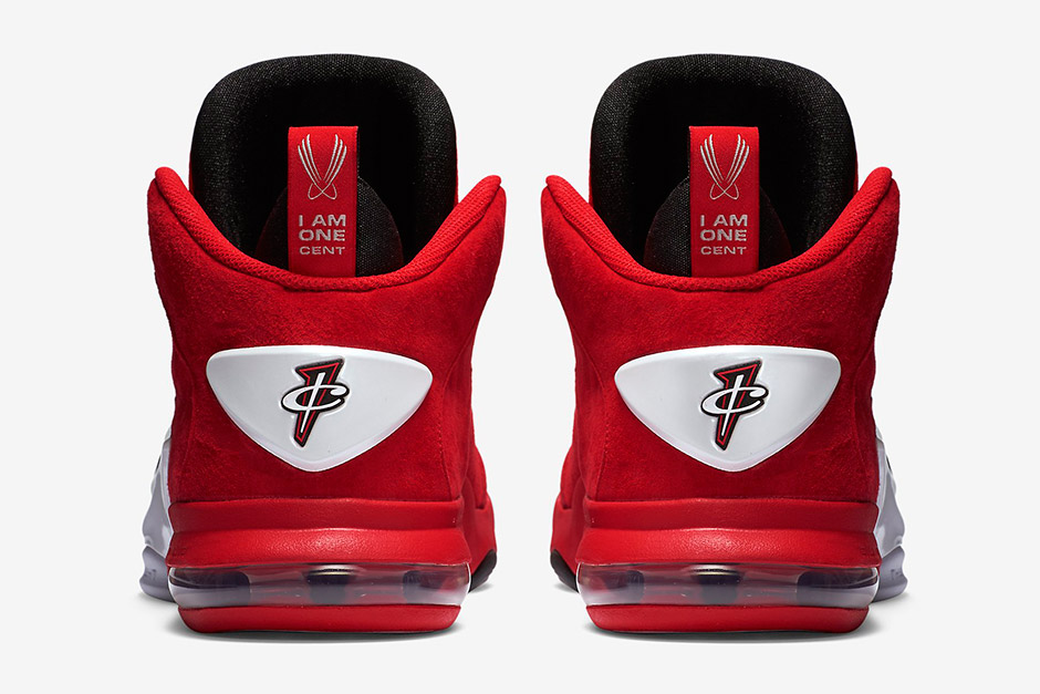 """the latest b0c6c fb427 Nike Air Penny 6 """"Red Suede"""". Color  University Red Black-White Style Code   749629-600. Release Date  August 7th, 2015. Price   185. Advertisement"""