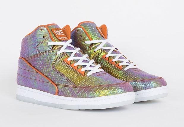 promo code ec3e8 ea50b A Detailed Look At The Nike Air Python