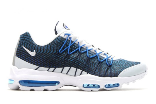 """Nike Revived """"Slate"""" For The Air Max 95 Ultra Jacquard"""